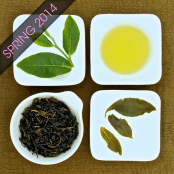 Wenshan Bao Zhong Spring Oolong Tea