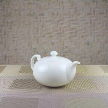 Elegant teapot 3:4 View