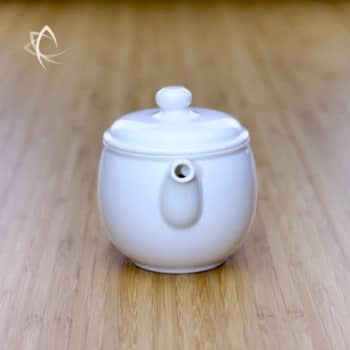 Everyday Turret Teapot Spout View