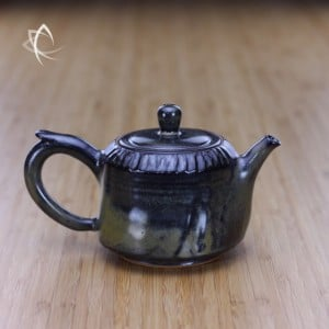 Darker Weathered Tea Dust Teapot Featured View