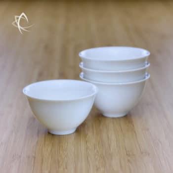 Elegant Tea Cup Group
