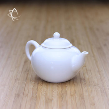Larger Classic Shui Ping Teapot Angled View