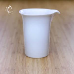 Tall Calla Tea Pitcher Featured View