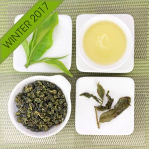 Shanlinxi High Mountain Winter Oolong Tea 6K342