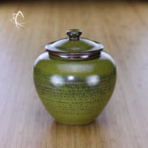 Chayemou Glaze Large Tea Conservation Urn Featured View