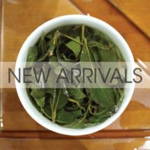 New Tea Arrivals