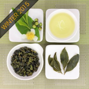 Dayuling Winter High Mountain Oolong Tea