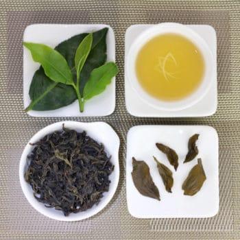 Deep Baked Wenshan Bao Zhong Oolong Tea