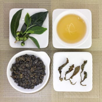 Light Baked Shanlinxi High Mountain Oolong Tea