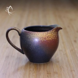 Ash Glazed Tea Pitcher Featured View