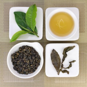 High Mountain Heritage Dong Ding Oolong Tea