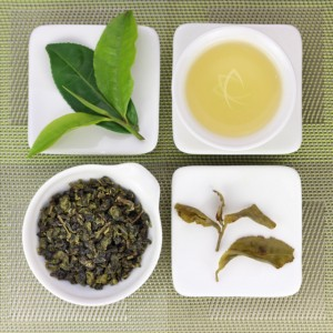 Organic Jade Oolong Tea