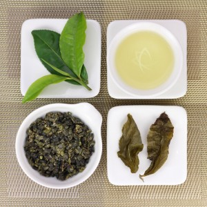 Organic Jin Xuan Oolong Tea