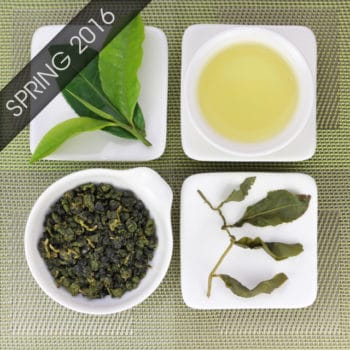 Organic Lishan Spring 2016 High Mountain Tea