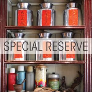 Special Reserve Teas