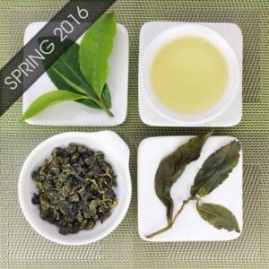 Fushoushan High Mountain Oolong Tea Spring 2016