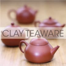 Clay Teaware Collection