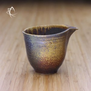 Ash Glazed Tulip Tea Pitcher Featured View