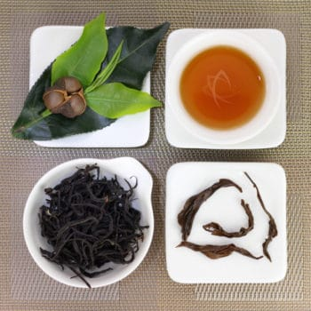 Sun Moon Lake T-8 assamica Black Tea BT3001EU