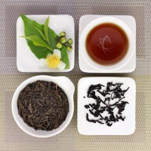 1982 Aged Black Tea