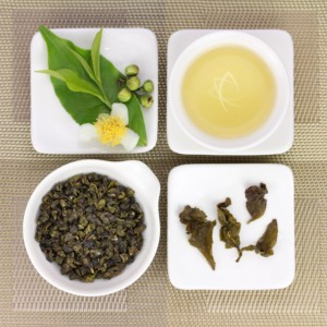 Baked Four Seasons Oolong Tea