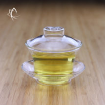 Classic Glass Gaiwan Featured View