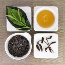 Four Seasons Black Pearl Oolong Tea