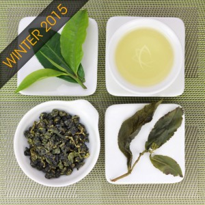 Fushoushan High Mountain Oolong Tea, Winter 2015