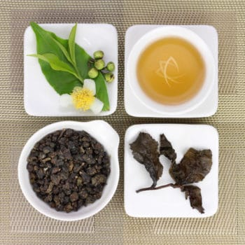 Gui Fei Oolong Tea