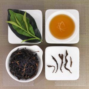 Lane 503 High Mountain Wuyi Black Tea