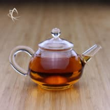 Larger Glass Gongfu Teapot Featured View