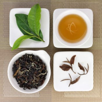 Oriental Beauty Oolong Tea, Select Grade