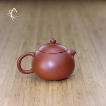 Small Xi Shi Red Clay Teapot Featured View
