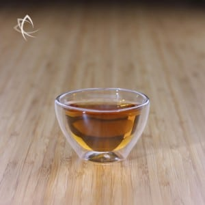 Tulip Glass Tea Cup