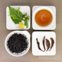 Pre-Qingming Yuchi Hong Yun T-21 Black Tea