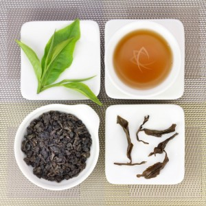 1988 Aged Ginseng Oolong Tea LO1988