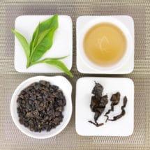 Alishan Deep Baked Tie Guan Yin Oolong Tea