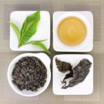 Charcoal Pit Fired Oolong Tea LC3602