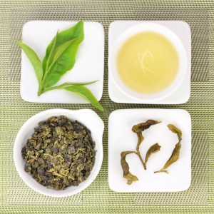 Four Seasons Jasmine Oolong Tea JS6016