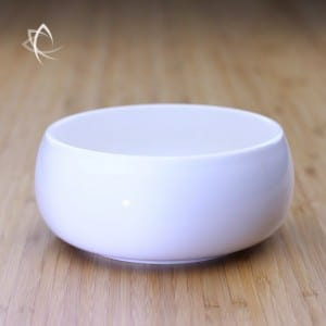 Ivory Porcelain Elegant Shui Fang Featured View