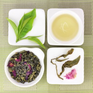 Premium Rose Oolong Tea LR5101