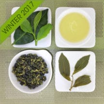 Shibi High Mountain Winter Oolong Tea