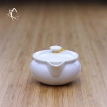 Smaller Beaked Everyday Teapot Spout View
