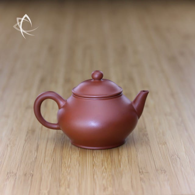 Vintage Dong Feng Red Clay Teapot 100 Ml Taiwan Tea Crafts