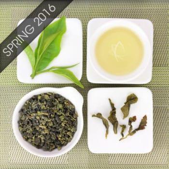 Four Seasons Oolong Tea L-502