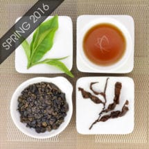 Organic Red Jade Gaba Black Tea L-506