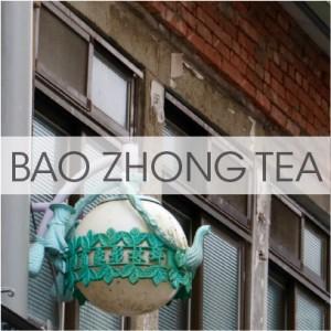 Bao Zhong Oolongs