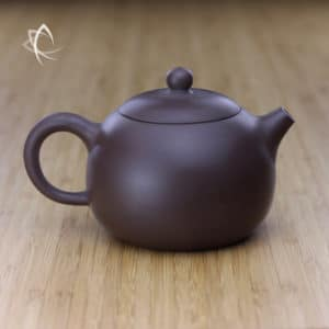 Larger Xi Shi Purple Clay Teapot Featured View