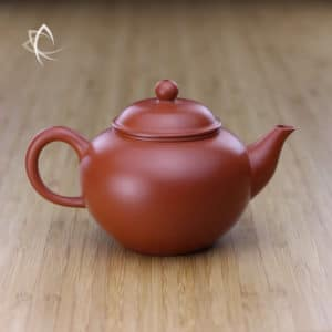 Larger Xi Shi Red Clay Teapot Featured View