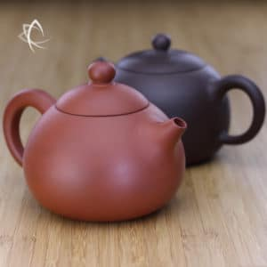 Larger Xi Shi Red Clay and Purple Clay Teapots Featured View
